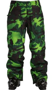 ARMADA INRUN PANT Kryptonite Camo