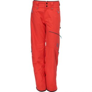 Norrøna Røldal Gore-Tex Insulated Pant W red