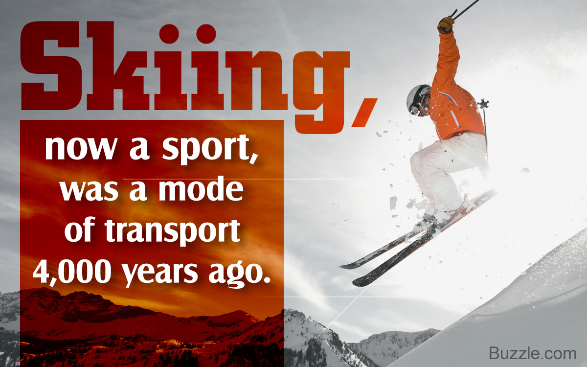 10 Interesting Facts about Skiing
