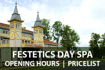 Festetics day spa