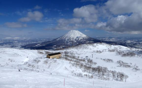 Best ski resort in Japan (Nippon) – Test report Niseko United – Annupuri/Grand Hirafu/Hanazono/Niseko Village